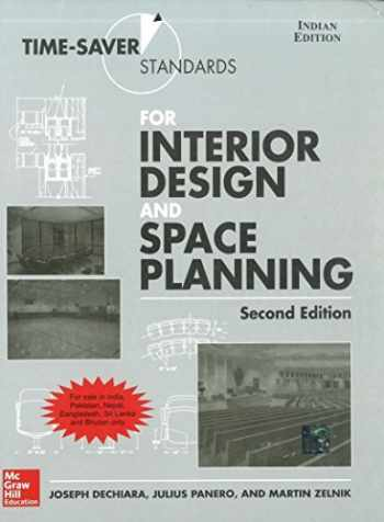 9781259004094-1259004090-Time-Saver Standards for Interior Design and Space Planning, 2nd Edition (I.E.)