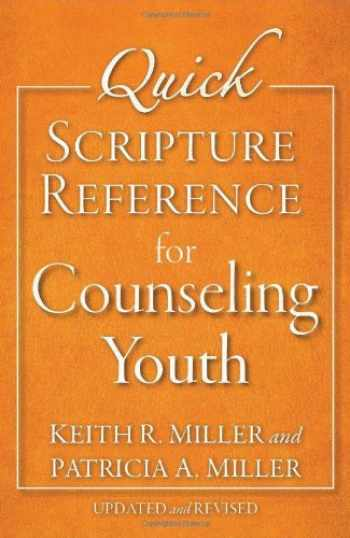 9780801015830-0801015839-Quick Scripture Reference for Counseling Youth