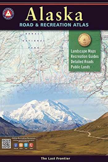 9780929591148-0929591143-Alaska Road & Recreation Atlas (Benchmark Recreation Atlases)