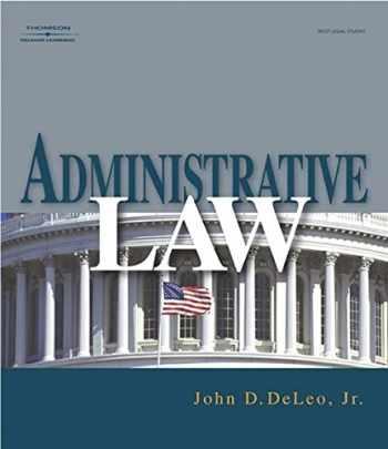 9781401858773-1401858775-Administrative Law