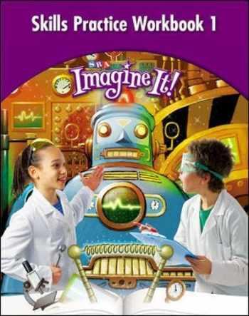 9780076104802-007610480X-Imagine It!: Skills Practice Workbook 1 Grade 4