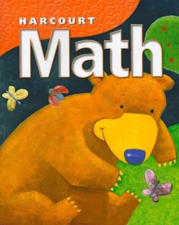 9780153207440-0153207442-Harcourt Math, Student Workbook, Grade K