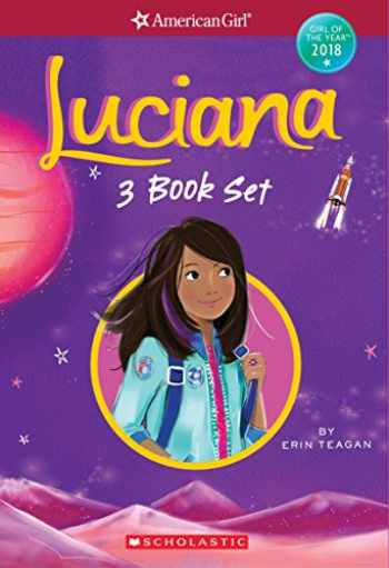 9781338263602-1338263609-Luciana 3-Book Box Set (American Girl: Girl of the Year 2018)