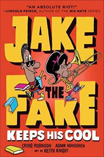 9780553523591-0553523597-Jake the Fake Keeps His Cool