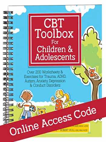 9781683732624-1683732626-CBT Toolbox for Children and Adolescents Bundle: Workbook & Printed Online Access Code