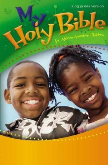 9780310719878-0310719879-KJV, My Holy Bible for African-American Children, Hardcover