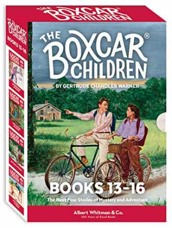 9780807508343-0807508349-The Boxcar Children Mysteries Boxed Set #13-16