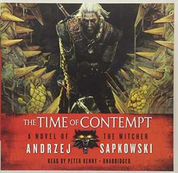 9781478934103-1478934107-The Time of Contempt (Witcher Series, Book 3)