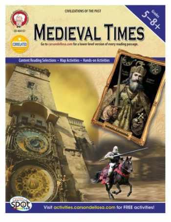 9781580376303-1580376304-Mark Twain - Medieval Times, Grades 5 - 8 (World History)