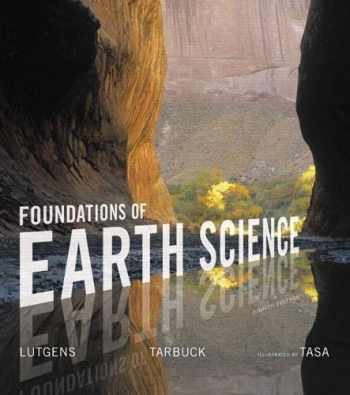 9780134184814-0134184815-Foundations of Earth Science (Masteringgeology)