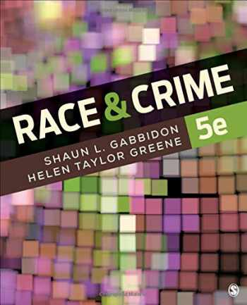 9781544334233-1544334230-Race and Crime