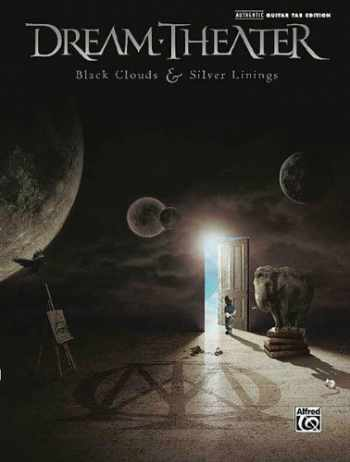 9780739062579-0739062573-Dream Theater - Black Clouds & Silver Linings (Authentic Guitar-Tab Editions)