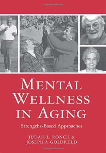 9781878812698-1878812696-Mental Wellness in Aging