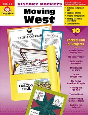 9781557999023-1557999023-History Pockets: Moving West, Grades 4-6+
