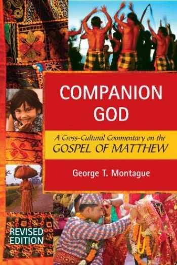 9780809145010-0809145014-Companion God (Revised Edition)