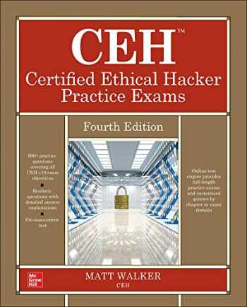 9781260455083-1260455084-CEH Certified Ethical Hacker Practice Exams, Fourth Edition