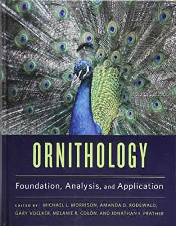 9781421424712-1421424711-Ornithology: Foundation, Analysis, and Application