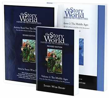 9781945841736-1945841737-Story of the World, Vol. 2 Bundle: History for the Classical Child: The Middle Ages; Text, Activity Book, and Test & Answer Key (Story of the World)