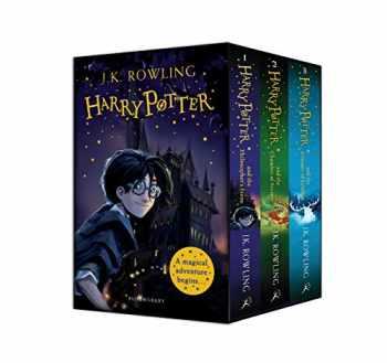 9781526620293-1526620294-Harry Potter 1-3 Box Set: A Magical Adventure Begins