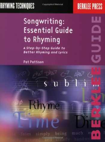 9780793511815-079351181X-Songwriting: Essential Guide to Rhyming: A Step-by-Step Guide to Better Rhyming and Lyrics (Songwriting Guides)