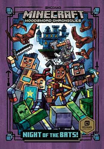 9781984850485-1984850482-Night of the Bats! (Minecraft Woodsword Chronicles #2) (A Stepping Stone Book(TM))