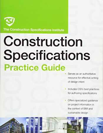 9780470635209-0470635207-The CSI Construction Specifications Practice Guide