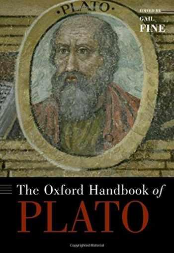 9780195182903-0195182901-The Oxford Handbook of Plato (Oxford Handbooks)