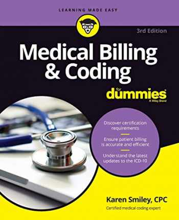 9781119625445-1119625440-Medical Billing & Coding For Dummies (For Dummies (Career/Education))