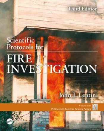 9781138037014-113803701X-Scientific Protocols for Fire Investigation, Third Edition (Protocols in Forensic Science)