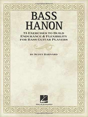 9781476805993-1476805997-Bass Hanon: 75 Exercises to Build Endurance and Flexibility for Bass Guitar Players (GUITARE BASSE)