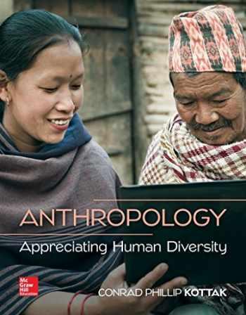 9781259818417-1259818411-Loose Leaf for Anthropology: Appreciating Human Diversity