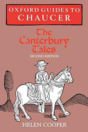 9780198711551-0198711557-Oxford Guides to Chaucer: The Canterbury Tales
