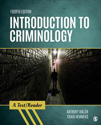 9781506399249-150639924X-Introduction to Criminology: A Text/Reader (SAGE Text/Reader Series in Criminology and Criminal Justice)