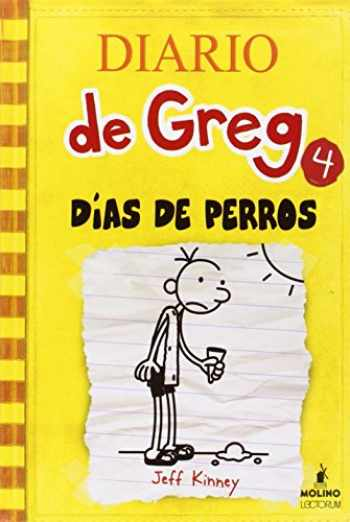 9781933032665-1933032669-Diario de Greg # 4: Días de perros (Spanish Edition)