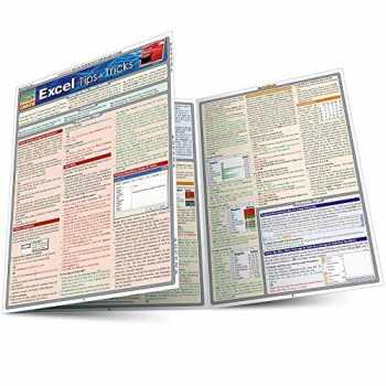 9781423205425-1423205421-Excel Tips & Tricks (Quick Study Computer)