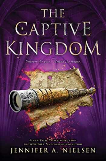 9781338551082-1338551086-The Captive Kingdom (The Ascendance Series, Book 4) (4)