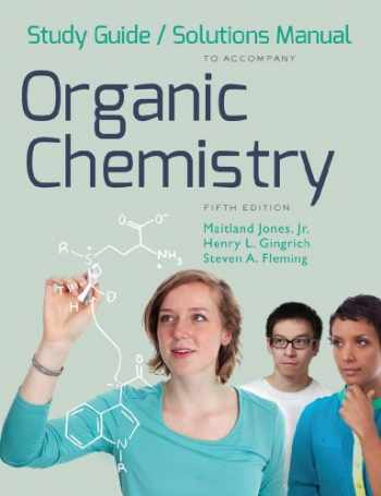 9780393936599-0393936597-Study Guide and Solutions Manual: for Organic Chemistry, Fifth Edition