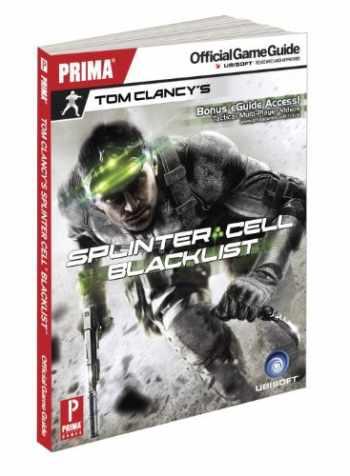 9780804161336-080416133X-Tom Clancy's Splinter Cell Blacklist: Prima Official Game Guide