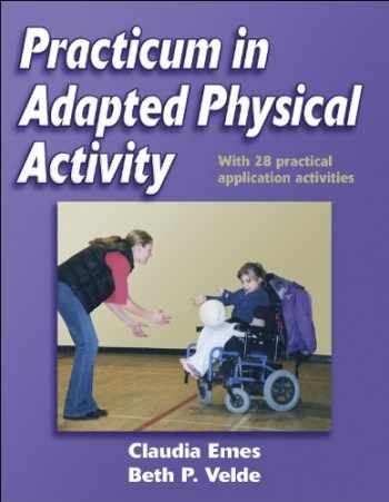 9780736045612-0736045619-Practicum in Adapted Physical Activity