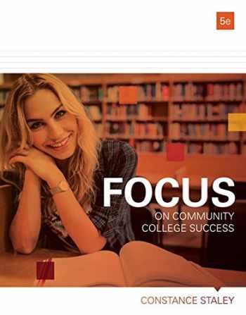 9781337406123-1337406120-FOCUS on Community College Success