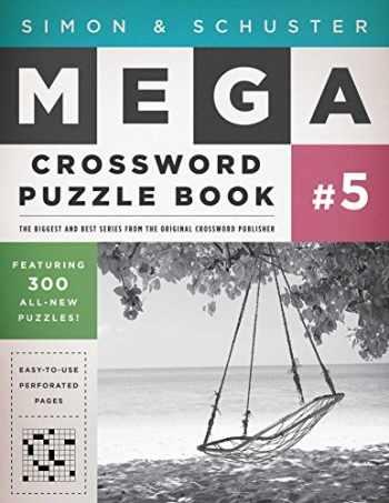 9781416587835-1416587837-Simon & Schuster Mega Crossword Puzzle Book #5 (5) (S&S Mega Crossword Puzzles)