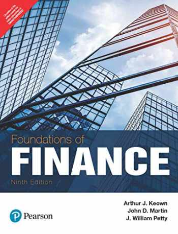 9789389552218-9389552214-Foundations of Finance | Ninth Edition