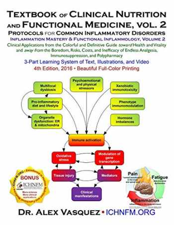 9780990620440-0990620441-Textbook of Clinical Nutrition and Functional Medicine, vol. 2: Protocols for Common Inflammatory Disorders (2) (Inflammation Mastery & Functional Inflammology)