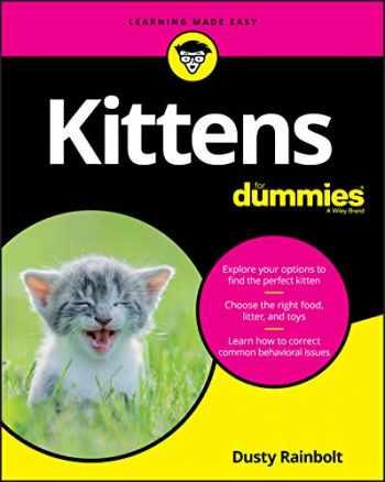 9781119609117-1119609119-Kittens For Dummies