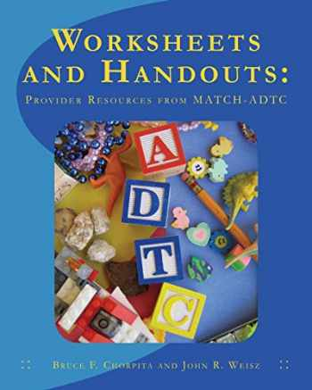 9781688760257-1688760253-Worksheets and Handouts: Provider Resources from MATCH-ADTC
