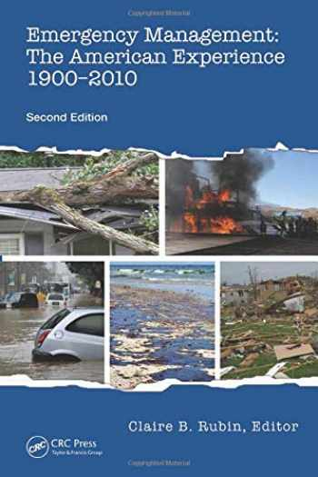 9781466517530-1466517530-Emergency Management