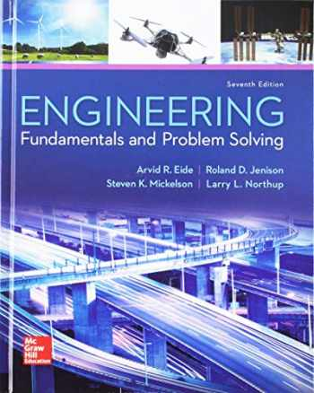 9781260053531-1260053539-Package: Engineering Fundamentals and Problem Solving with 1 Semester Connect Access Card