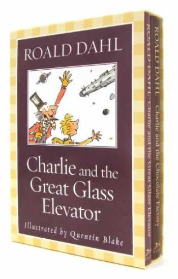 9780375815591-0375815597-Roald Dahl/Charlie Boxed Set (Charlie and the Chocolate Factory and Charlie and the Great Glass Elevator)