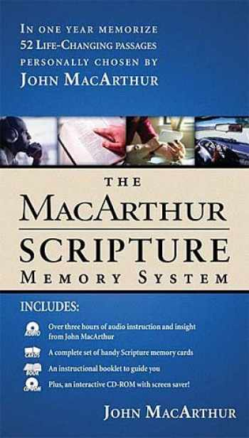 9780785250616-0785250611-The Macarthur Scripture Memory System