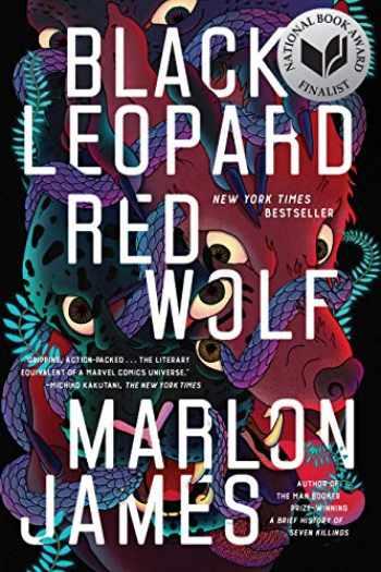 9780735220188-0735220182-Black Leopard, Red Wolf (The Dark Star Trilogy)